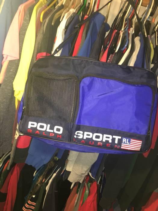e448b800c518 Ralph Lauren VTG 90s Polo Sport Ralph Lauren Duffle Bag Size ONE SIZE
