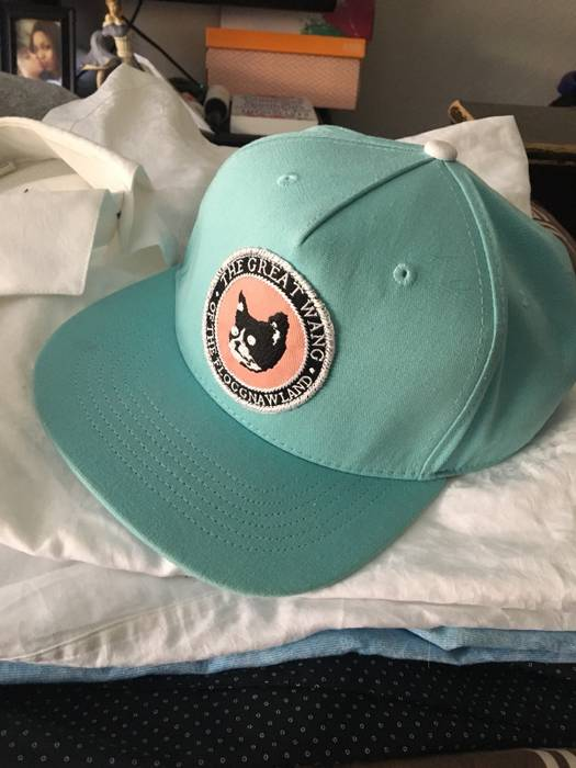 efa41fa543b Golf Wang CFG Kill Cat Hat Size one size - Hats for Sale - Grailed