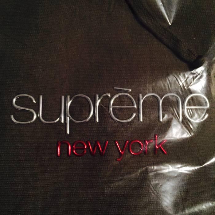 a442b7d68235 Supreme Chrome Classic Logo Hooded Sweatshirt Olive Size US L   EU 52-54