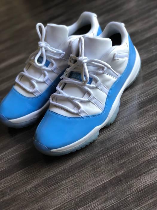 6f19cef0a2aebc Jordan Brand Jordan Carolina 11 Low Size 12 - Low-Top Sneakers for ...