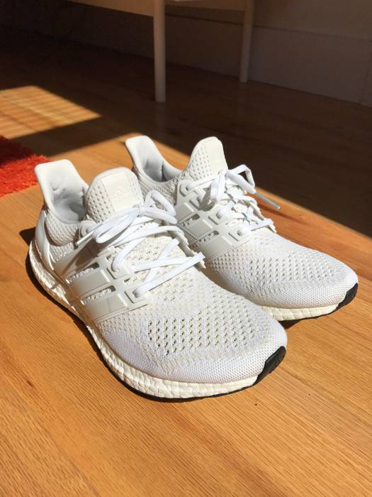 2cc48b670 Adidas Adidas Ultra Boost 1.0 White Size 9 - Low-Top Sneakers for ...