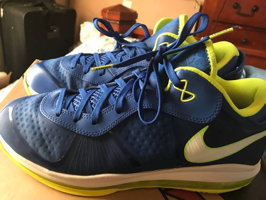 """Nike Lebron 8 """"Sprite"""" Size 13 - Low-Top Sneakers for Sale - Grailed 729e5990d872"""