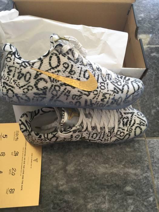 0a8f8acc10e Nike Nike Kobe 11 XI ID Mamba Day QS Sz 10 Size 10 - Low-Top ...
