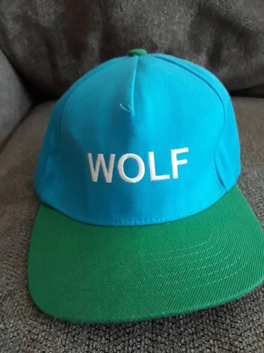 e5d9a0c4fba623 Golf Wang. Golf Wang ofwgkta Blue Wolf Hat Tyler the creator. Size  ONE SIZE
