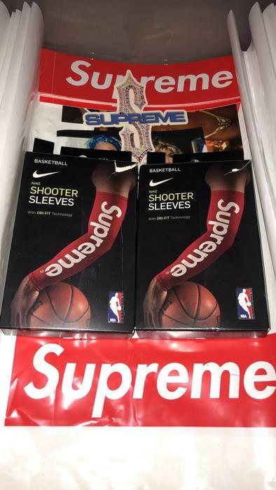 Supreme Supreme Nba Shooting Sleeve Size One Size Supreme For Sale