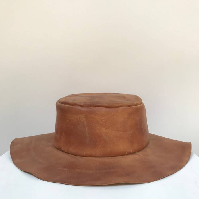 Cherevichkiotvichki Leather Hat Size one size - Hats for Sale - Grailed 4adc6526541