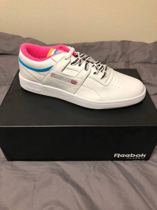 Palace Palace x Reebok Club Pro Workout Shoes White Size US 10.5   EU 43- a84009829