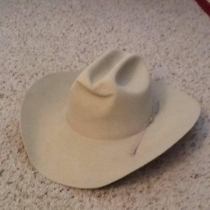 Stetson Vintage Stetson XXXXX Beaver Cowboy Western Hat Size ONE SIZE 25f1c86e86a