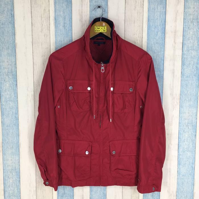 9d5b0c7f12 Tommy Hilfiger TOMMY HILFIGER Jacket Small Women Vintage 90 s Tommy Jeans  Hip Hop Tommy Red Windbreaker