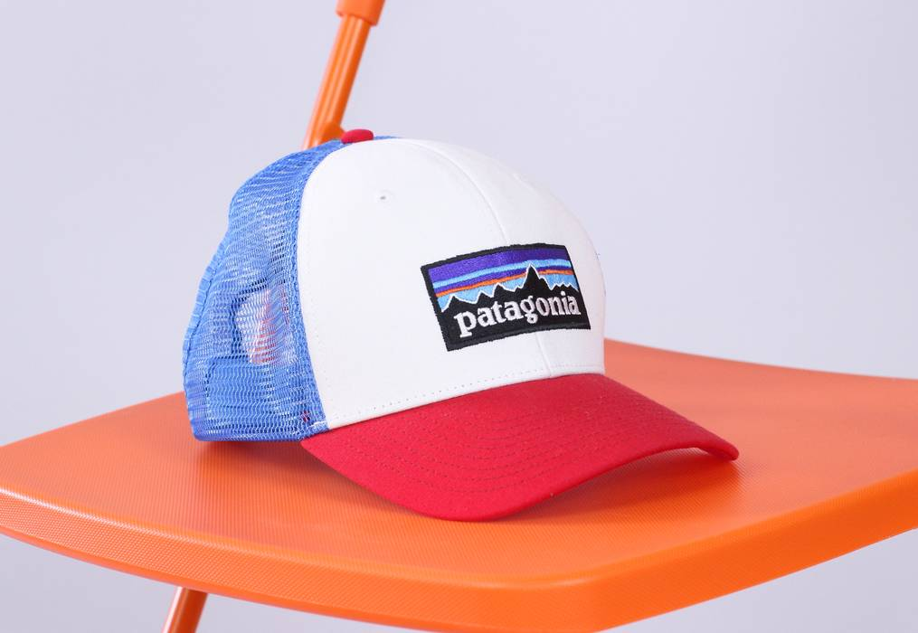 c40891ea6cf Patagonia Mens PATAGONIA Logo Trucker Cap Size one size - Hats for ...