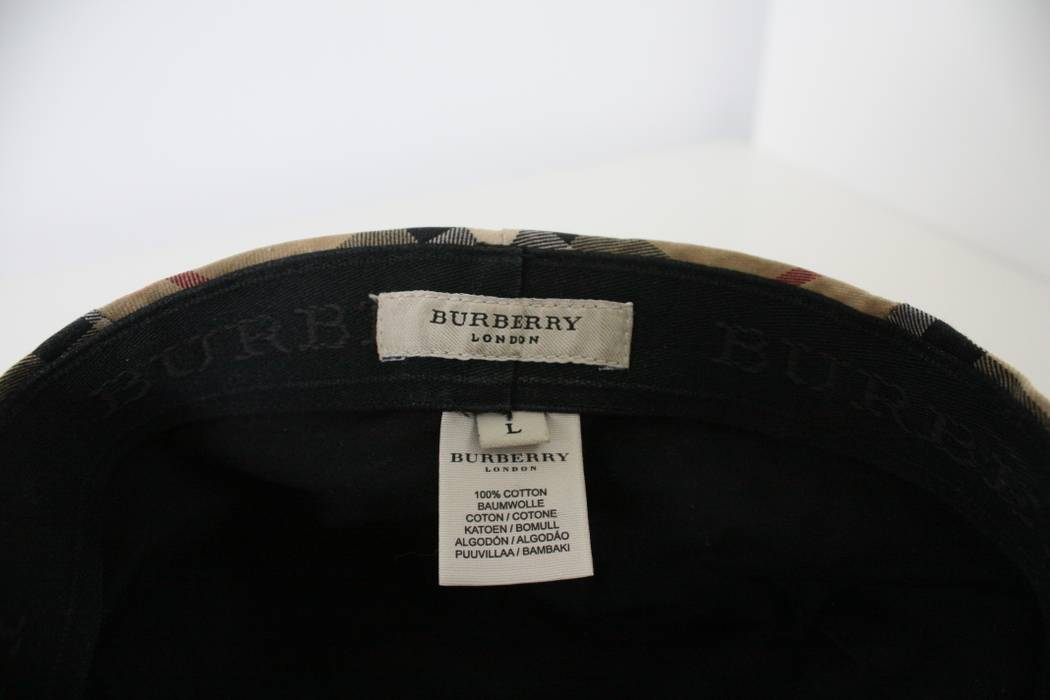 Burberry Authentic BURBERRY Men s Classic Nova Check Newsboy Hat Cap Made  In England Size ONE SIZE 72cec10b9cbe