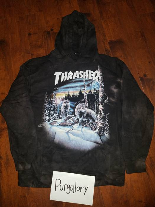 f2f5933edefc Thrasher 13 Wolves Hoodie Size xl - Sweatshirts   Hoodies for Sale ...