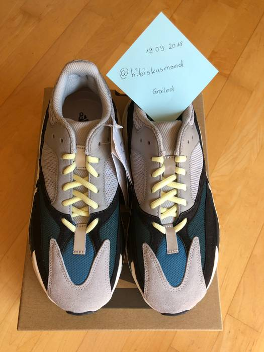 82d40333f3db84 Adidas Kanye West YEEZY WAVE RUNNER 700 Size 10.5 - Low-Top Sneakers ...