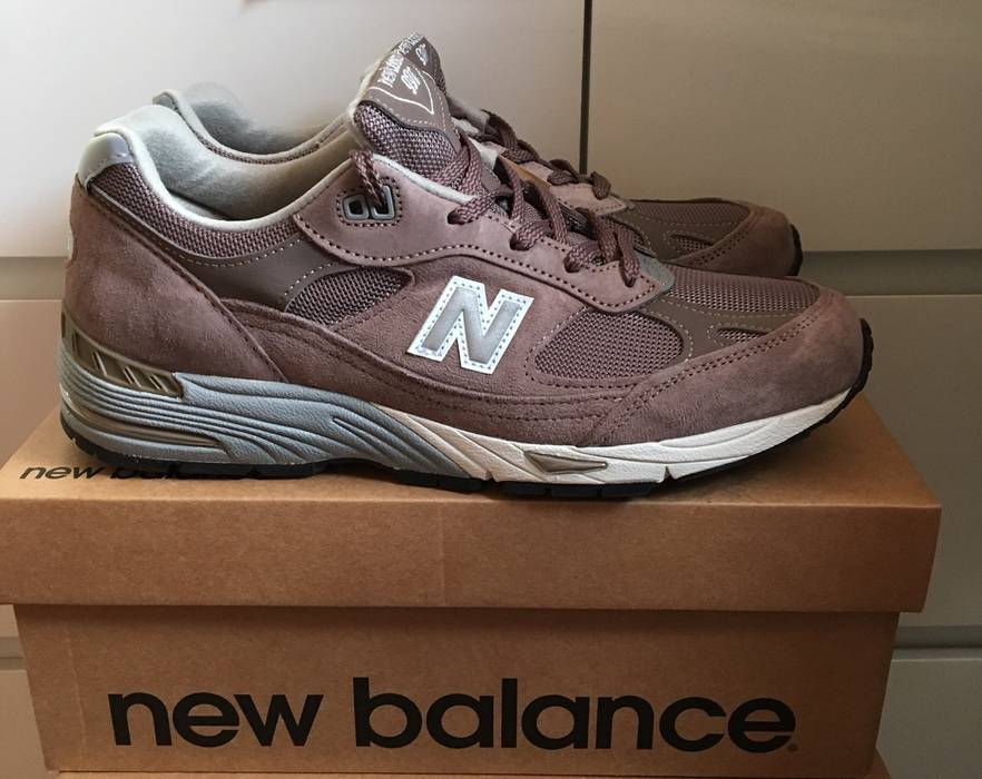 87bbe7bff14d85 New Balance 991 Cappuccino- Made In UK Size 8.5 - Low-Top Sneakers ...