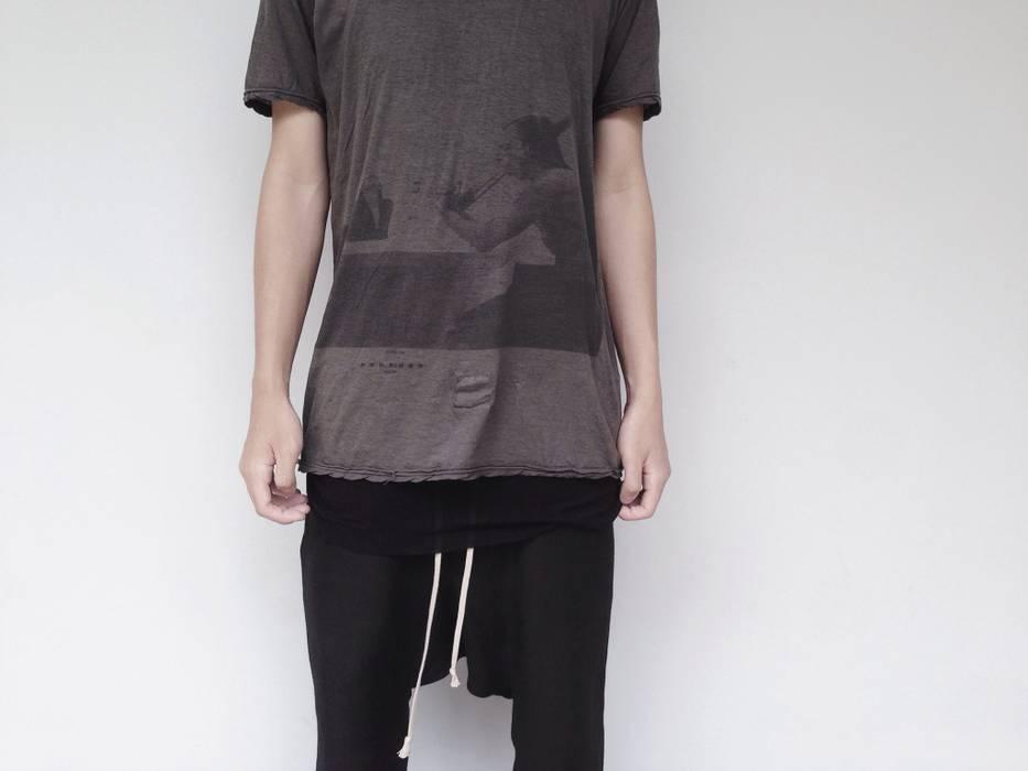 Rick Owens Blowjob Tee (DrkShdw) Size s - Short Sleeve T-Shirts for ... 6b44c4b88