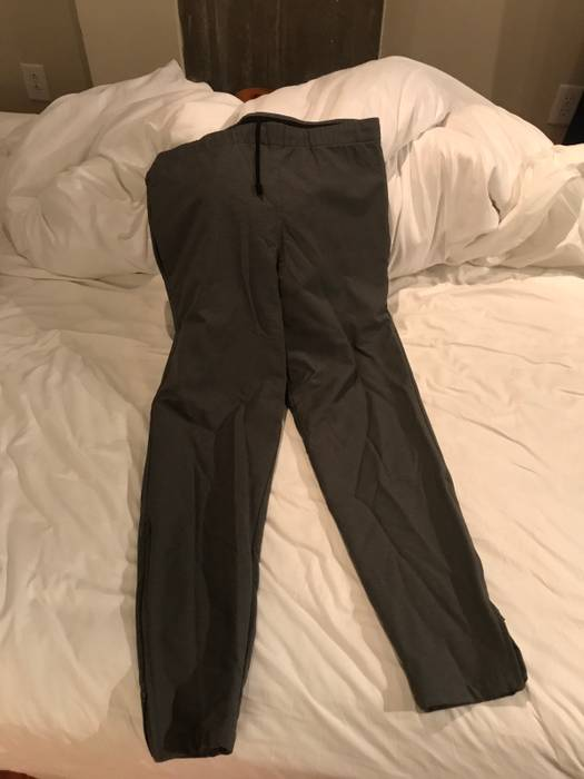 outlier m back track pants size 34 sweatpants joggers for sale
