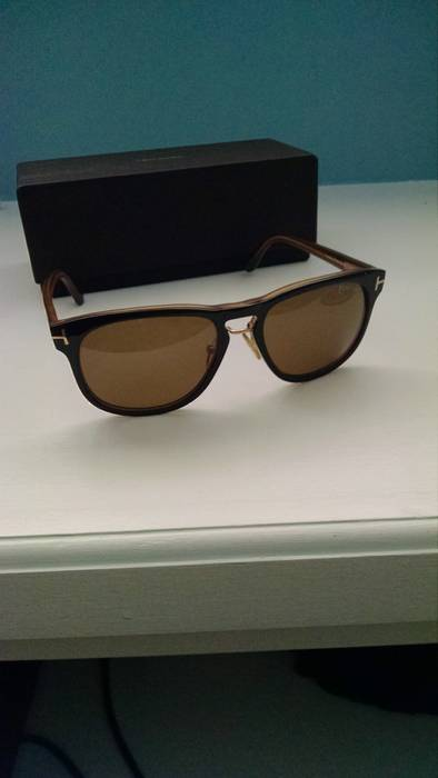 8acf70c65c Tom Ford Franklin Aviator Sunglasses Size one size - Glasses for ...
