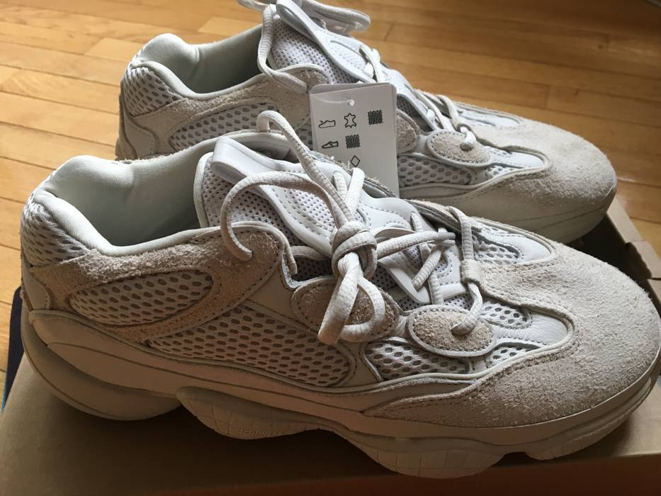 34dd18530d213 Adidas Yeezy Desert Rat 500 Blush Size 9 - Low-Top Sneakers for Sale ...