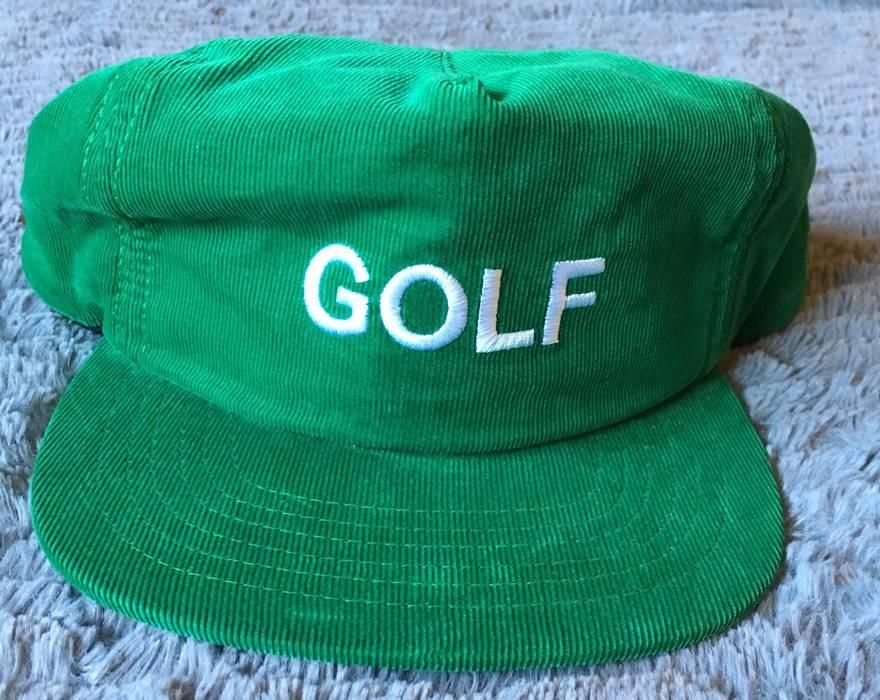 Tyler The Creator Wolf Tour Golf Snapback Hat Size one size - Hats ... 79c8033adb75