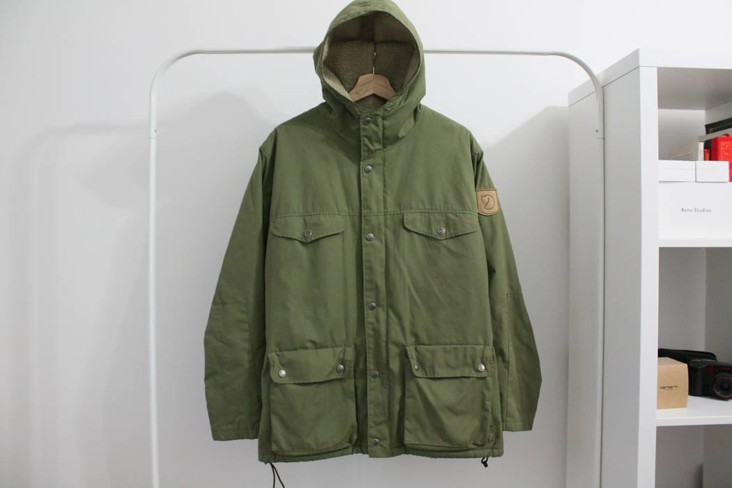 Fjallraven Fjallraven Greenland Winter Jacket Size M Heavy Coats