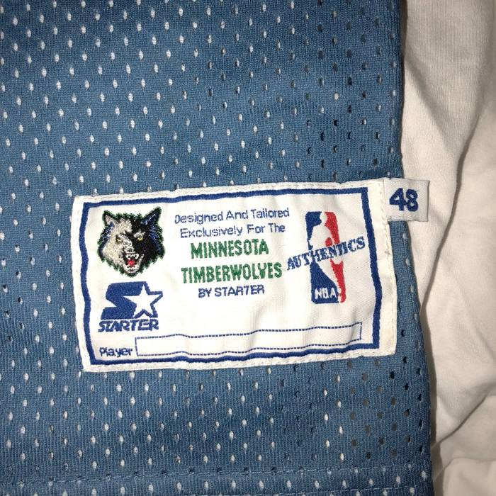 fdee7e0ba Starter Stephon Marbury Timberwolves Jersey Size US M   EU 48-50   2 -