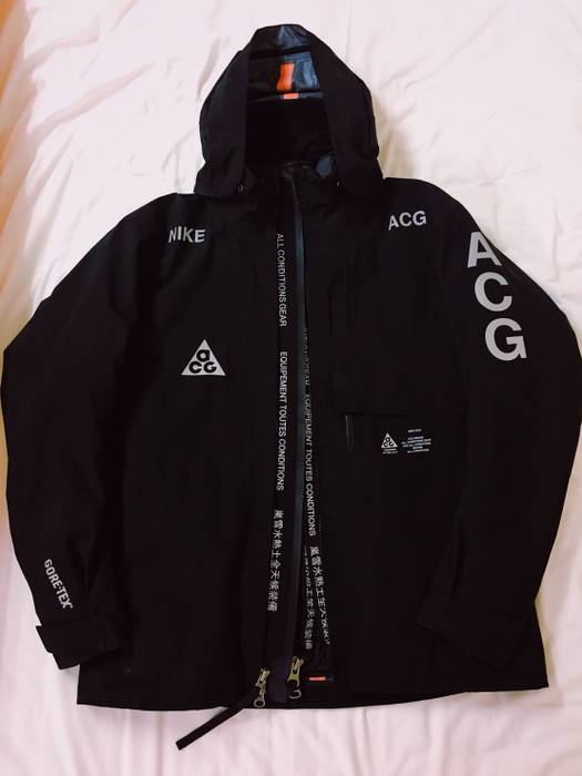 Nike ACG Nike Lab ACG 2 in 1 Jacket Size l - Heavy Coats for Sale ... c46f37c0c