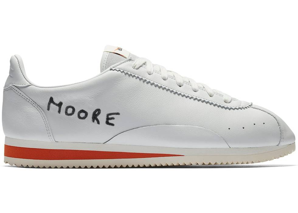 9403c036e455 Nike Classic Cortez KM QS Kenny Moore Track Spike Off White Size 10 ...