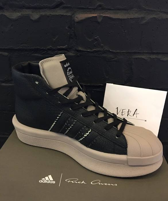 1cc725eab563 Adidas Rick Owens MASTODON PRO MODEL Size 12.5 - Hi-Top Sneakers for ...
