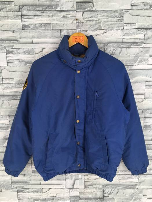 e16bb0a162 Polo Ralph Lauren Vintage POLO RALPH LAUREN Jacket Medium Puffer Goose Down  Jacket Men Women