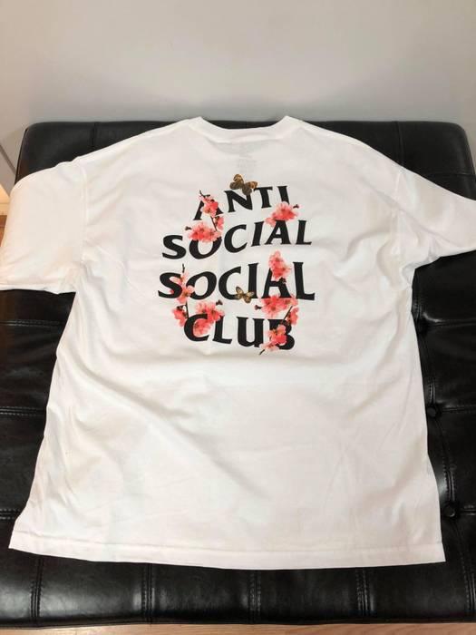 f1d64a25e Antisocial Social Club Anti Social Social Club Kkoch Flower Floral ...