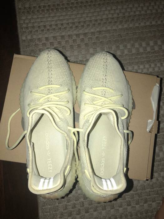 6aae66b9d Adidas Kanye West Yeezy Boost 350 V2 Butter Size 10.5 - Low-Top ...