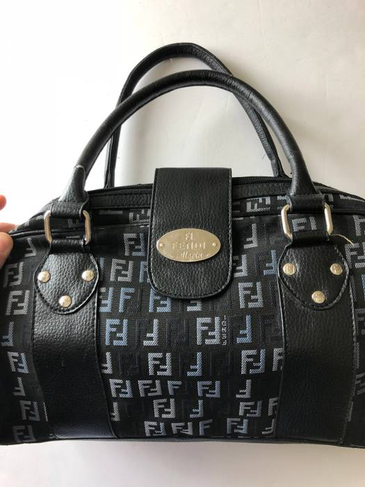 8f3a8c0a3bd0 Fendi Vintage Fendi Zucca Bag Size one size - Bags   Luggage for ...