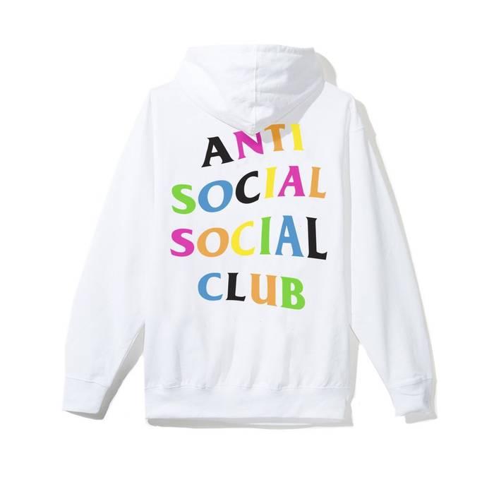 2a8424341a2c Antisocial Social Club Antisocial Social Club Rainy Dayz Hoodie Size ...