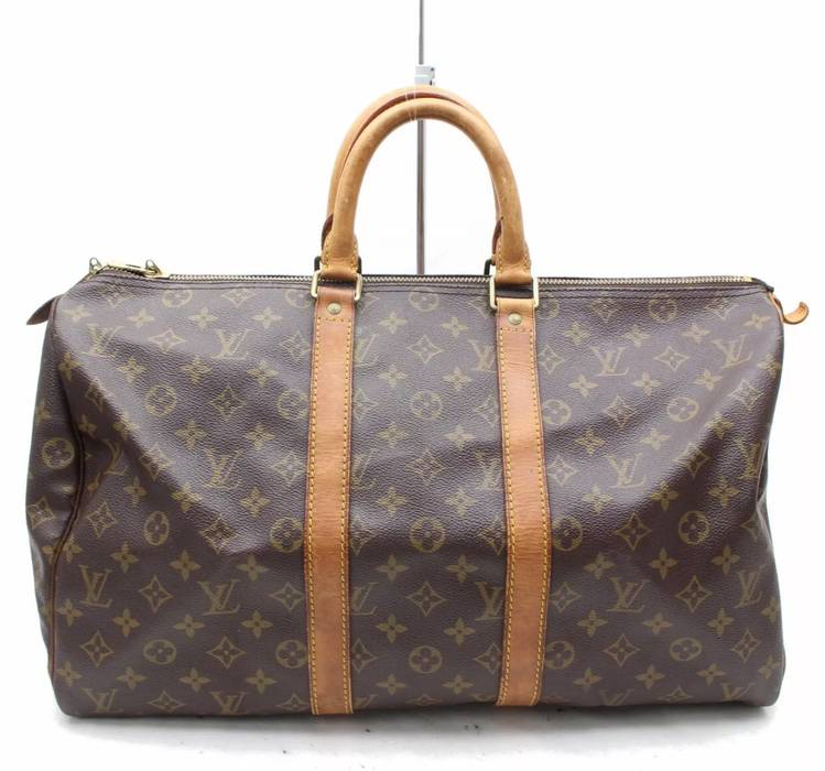 Louis Vuitton Monogram Keepall 45 Duffle Bag Size one size - Bags ... 302fdde1e23af