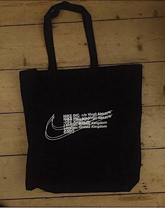 Nike NIKE X OFF WHITE LONDON TOTE BAG Size one size - Bags   Luggage ... eace2f1586