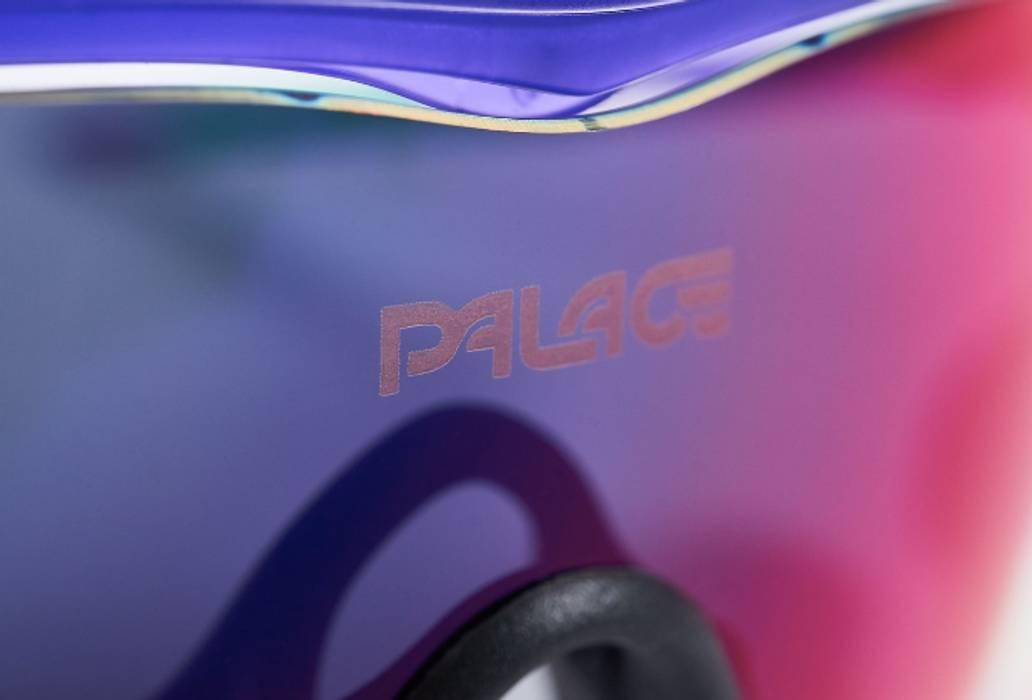 cf86cf8d6a9 Palace Palace Oakley Mumbo Shades Matte Trans Purple Size one size ...