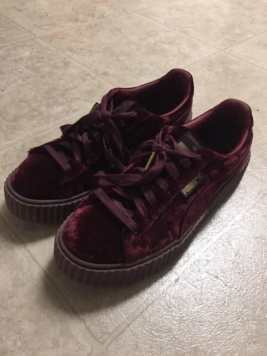 13a4c33cd734 Puma X Rihanna Mens Velvet Fenty Creeper Size 10 - Low-Top Sneakers ...