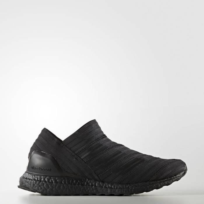 5d73ecacba75 Adidas NEMEZIZ TANGO 17+ 360 AGILITY ULTRABOOST TRIPLE BLACK CG3657 Size US  8.5   EU
