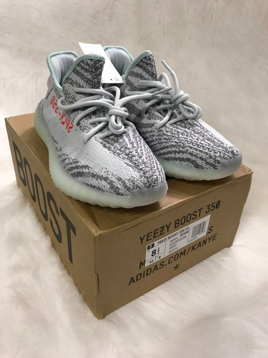 20b32aa6aba Yeezy Boost 350 V2 Blue Tint - New - Deadstock Size 8.5 - Low-Top ...