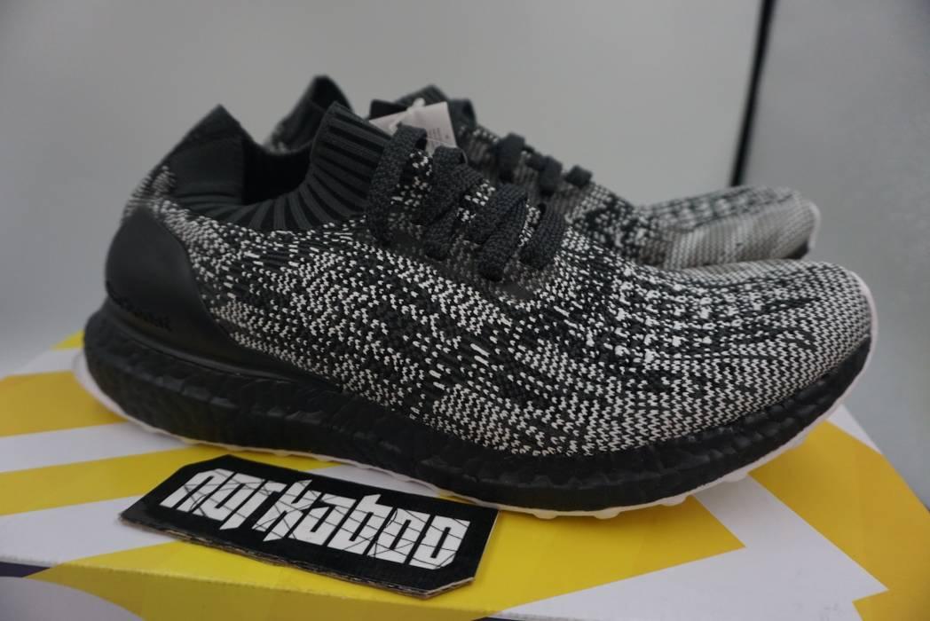 d7c24594e66 Adidas. Adidas Ultraboost Uncaged Core Triple Black Grey Glitch Camo ...