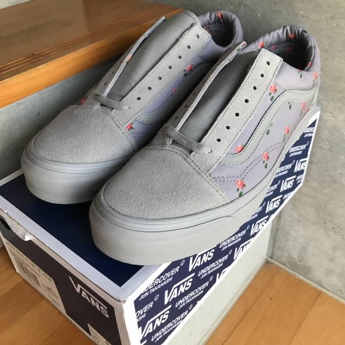 5af3bad17a45 Undercover Vans x Undercover OG Old Skool LX sz 11 Floral Grey Size US 11