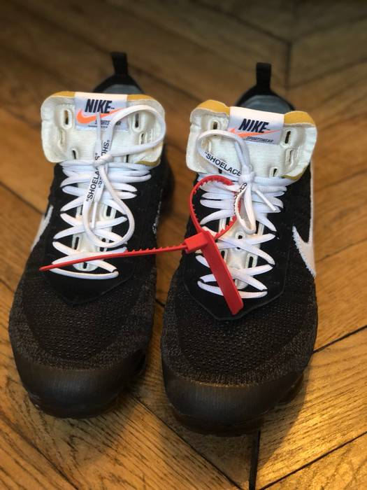Nike Nike x Off-White Vapormax signed by Virgil Abloh Size 12 - Low ... 80a8671a9c