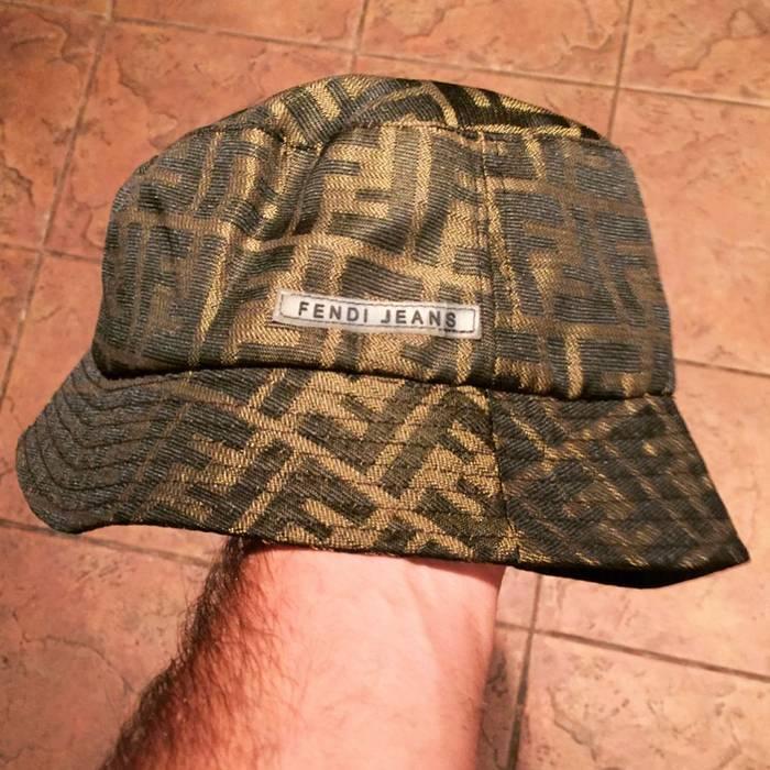 Vintage Fendi Monogram Bucket Hat Size one size - Hats for Sale ... 2b180e2dc0c