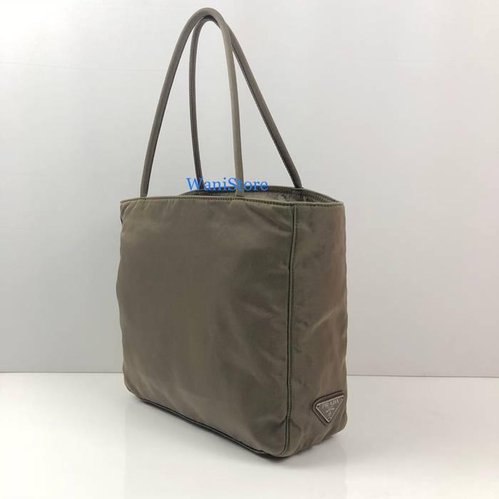 c23409ab5fd3 discount prada. prada nylon tote bag 4c31e 1e977