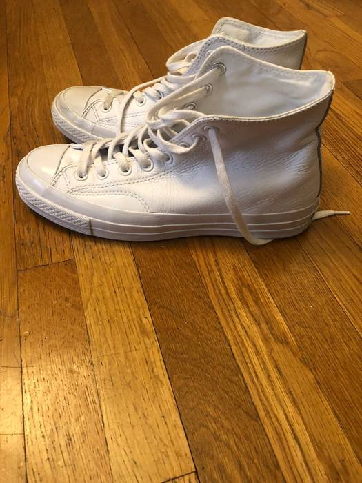 42bacc18f7c31b Converse Chuck Taylor All star  70 Monk leather Size 8 - Hi-Top ...