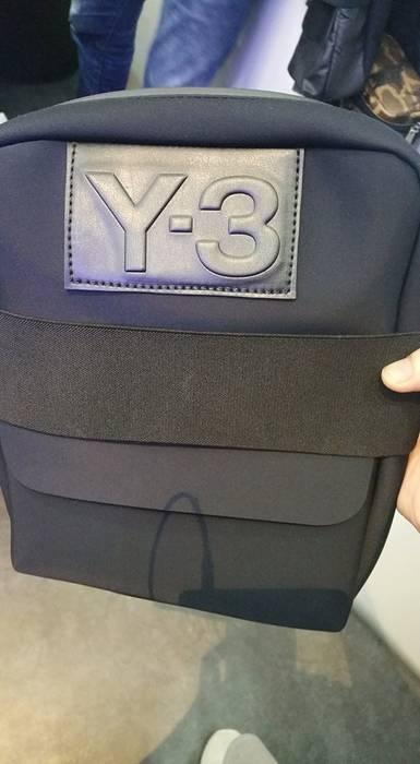 8a4a41de2f49 Adidas Y-3 QASA YOHJI YAMAMOTO Y3 PORTER SHOULDER BAG RETAIL 265€ SPRING  WINTER