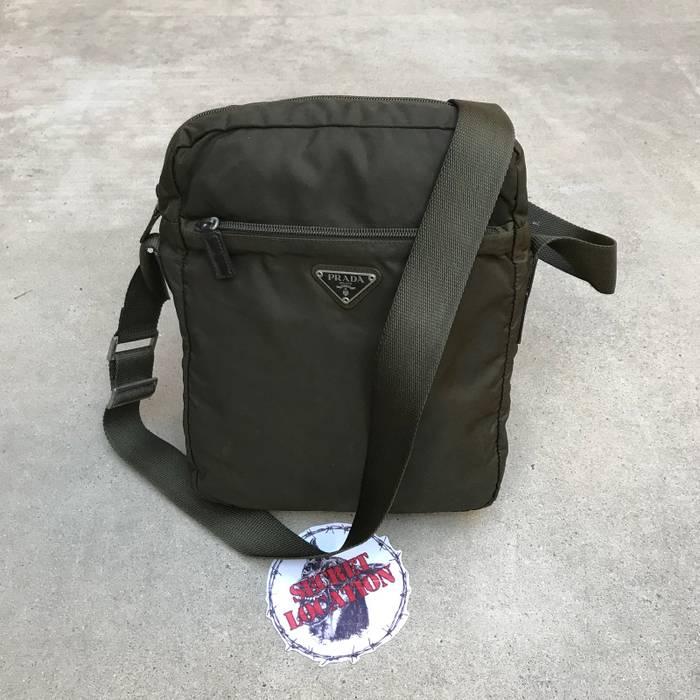 f91c4c4fd60d Prada Prada Oversized Crossbody Bag Size one size - Bags   Luggage ...
