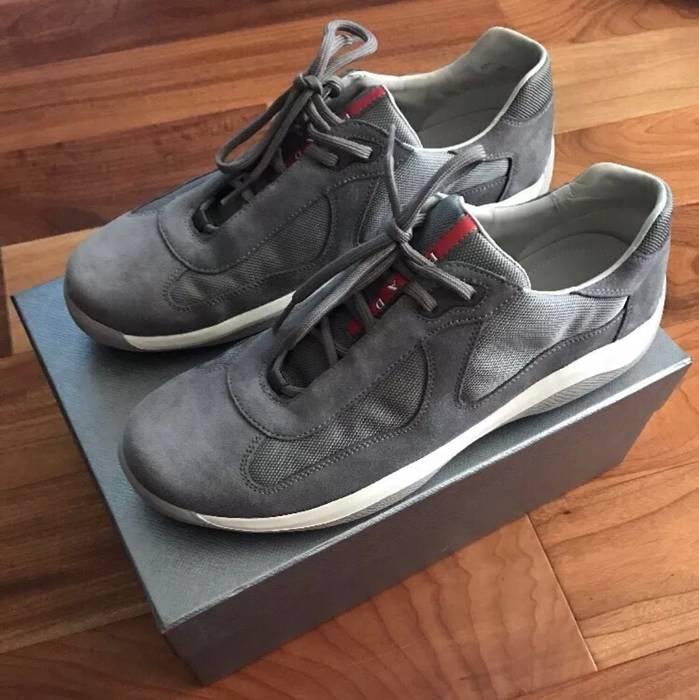 0dc5baaa2d45 Prada Prada America s Cup Men s Sneakers Size 10 in Prada (fits like ...