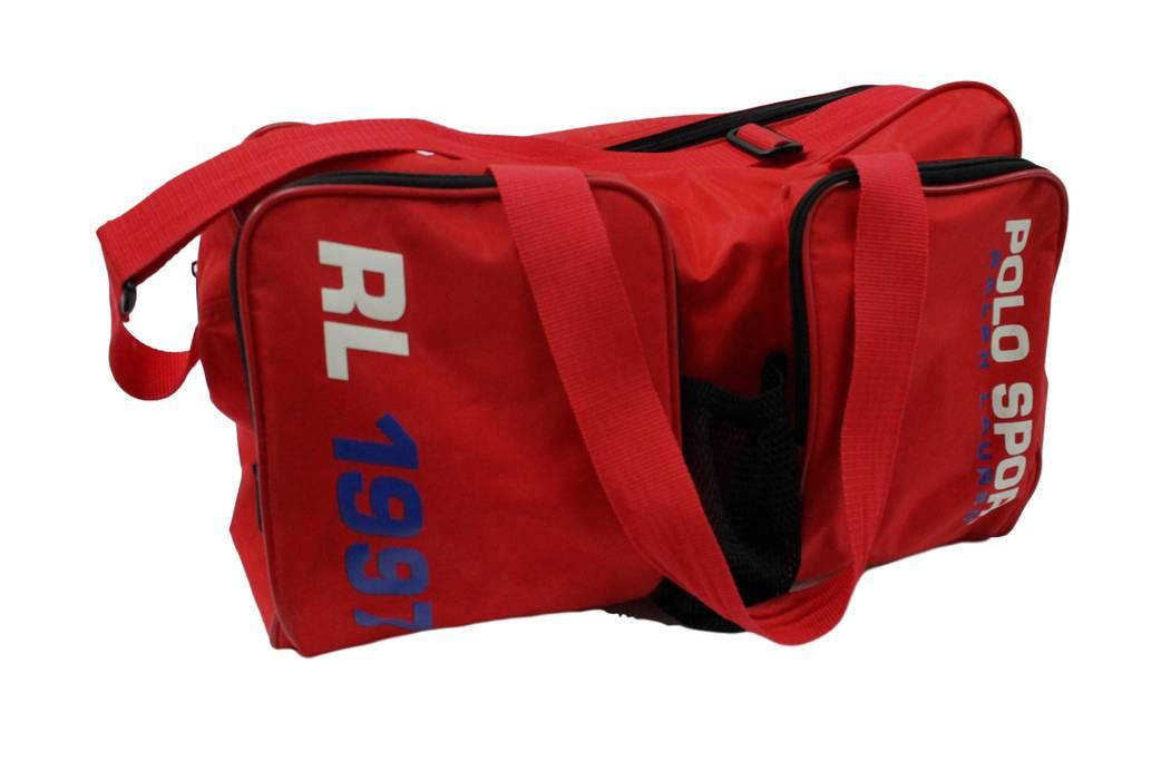Ralph Lauren POLO SPORT By Ralph Lauren RL 1997 Duffle Bag Size ONE SIZE cf4e4fafd4e77