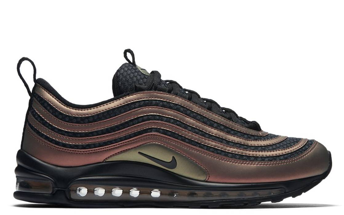 Nike Air Max 97 Ultra SK Skepta Multi Black Vivid Size 13 - Low-Top ... 207f407408f0